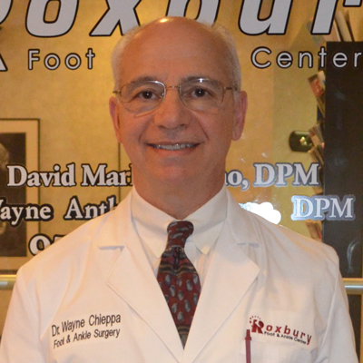 Dr. Wayne A. Chieppa - Podiatrist in Morris County, NJ