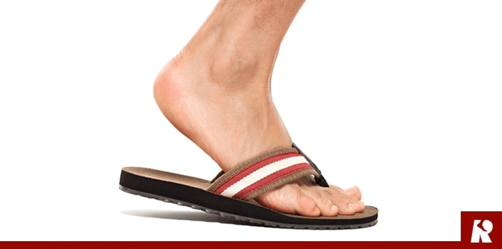 7f7e0b7b0b48 Excessive Walking In Flip Flops Almost Guarantees These 3 Foot Conditions